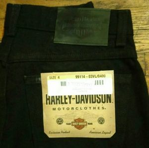 Harley Davidson jeans new with tags